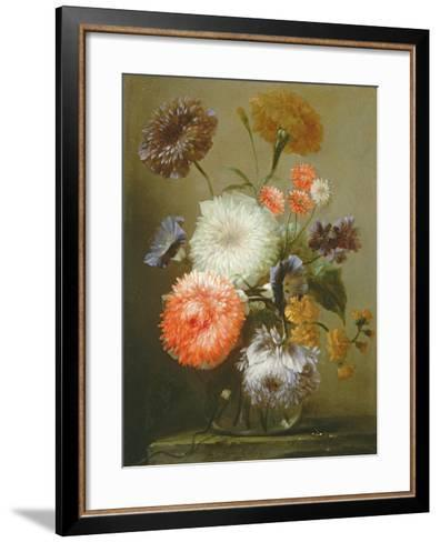Still Life of Flowers, 1699-Franz Werner Tamm-Framed Art Print