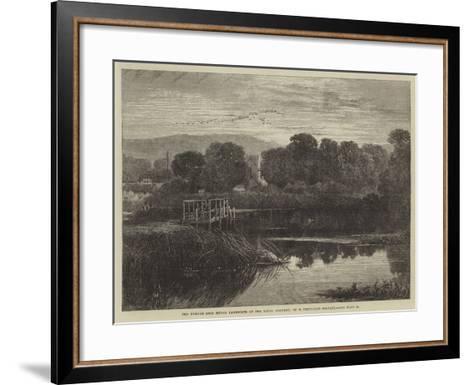 The Turner Gold Medal Landscape of the Royal Academy-Frederick Trevelyan Goodall-Framed Art Print