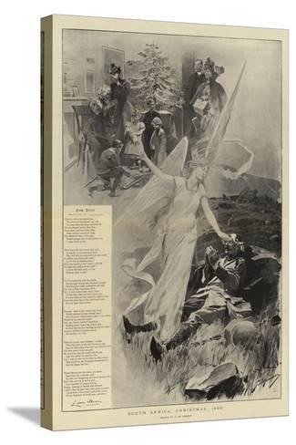 South Africa, Christmas, 1899-Frederic De Haenen-Stretched Canvas Print