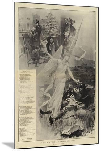South Africa, Christmas, 1899-Frederic De Haenen-Mounted Giclee Print