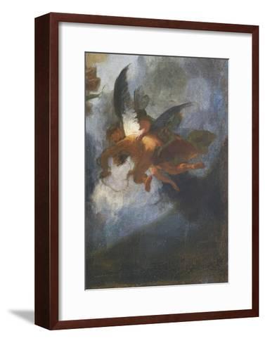 Angels-Franz Anton Maulbertsch-Framed Art Print