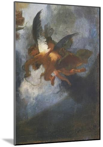 Angels-Franz Anton Maulbertsch-Mounted Giclee Print