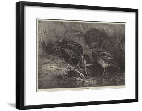 The Months, November-George Bouverie Goddard-Framed Art Print