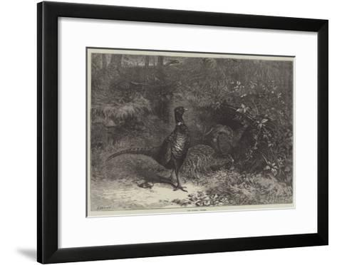 The Months, October-George Bouverie Goddard-Framed Art Print
