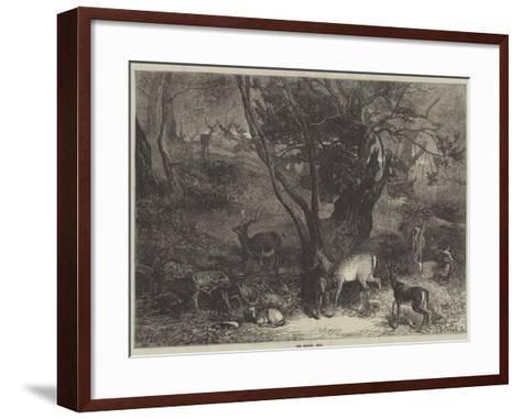 The Months, July-George Bouverie Goddard-Framed Art Print