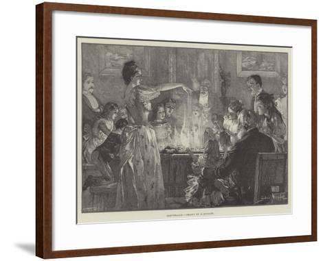 Snapdragon-Gabriel Nicolet-Framed Art Print