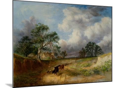 Landscape-George Cole-Mounted Giclee Print