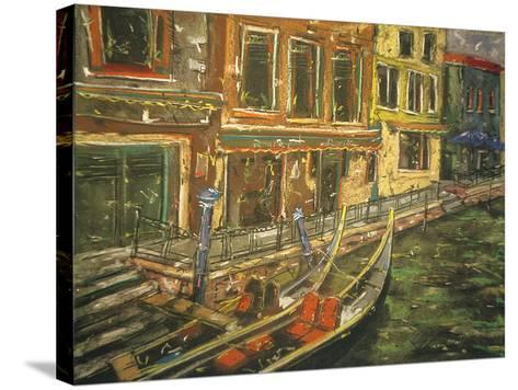 Venice 13, 1995-Geoffrey Robinson-Stretched Canvas Print