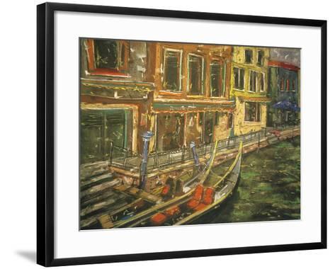 Venice 13, 1995-Geoffrey Robinson-Framed Art Print