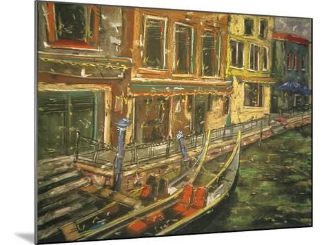 Venice 13, 1995-Geoffrey Robinson-Mounted Giclee Print
