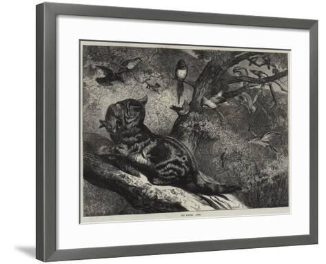 The Months, April-George Bouverie Goddard-Framed Art Print