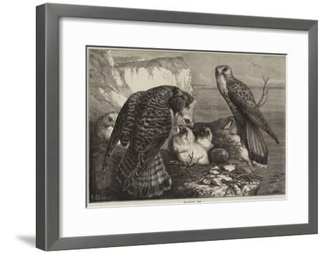 The Months, June-George Bouverie Goddard-Framed Art Print