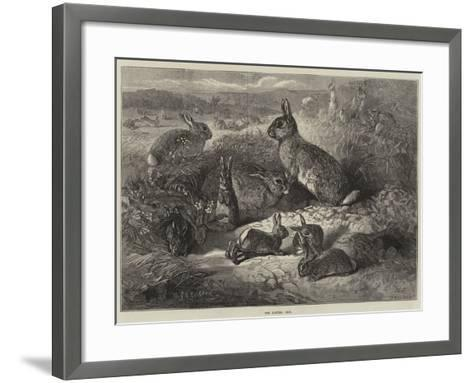 The Months, May-George Bouverie Goddard-Framed Art Print