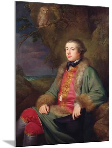 James Boswell, 1765-George Willison-Mounted Giclee Print