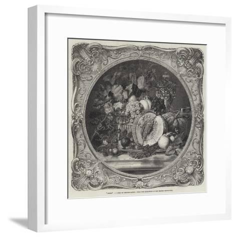 Fruit-George Lance-Framed Art Print