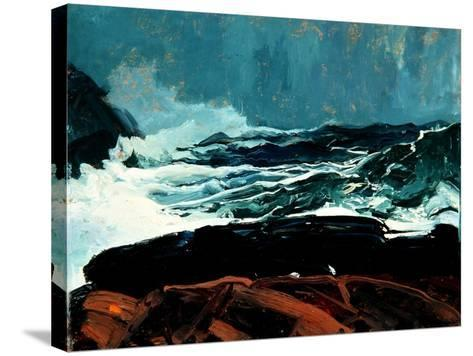 Lobster Cove, Monhegan, Maine, 1913-George Wesley Bellows-Stretched Canvas Print