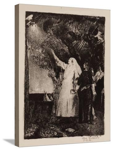 Hail to Peace, Christmas 1918-George Wesley Bellows-Stretched Canvas Print
