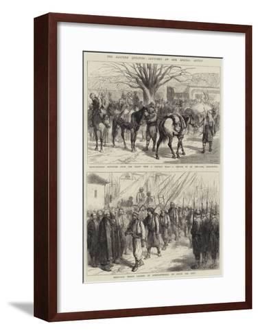 The Eastern Question-Godefroy Durand-Framed Art Print