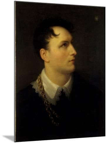 Bernhard August Von Lindenau, 1814-Giuseppe Grassi-Mounted Giclee Print