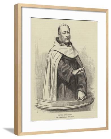 Father Hyacinthe-Godefroy Durand-Framed Art Print