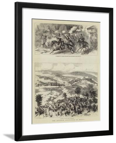 The Austrian Occupation of Bosnia-Godefroy Durand-Framed Art Print
