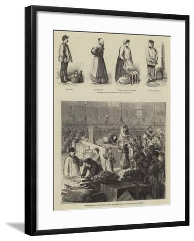 Paris Provisioned-Godefroy Durand-Framed Art Print