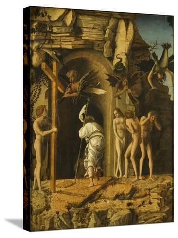 The Descent of Christ into Limbo, C.1475-80-Giovanni Bellini-Stretched Canvas Print