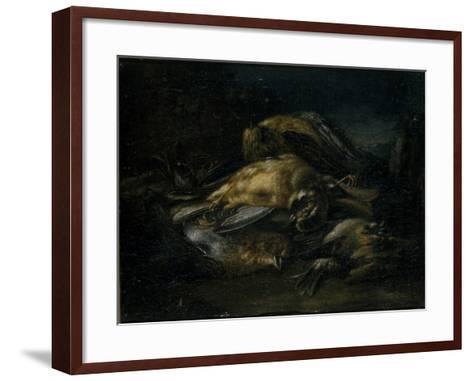 Dead Bird, 1664-Giovanni Benedetto Castiglione-Framed Art Print