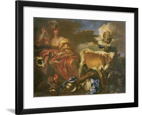 Circe, C.1653-Giovanni Benedetto Castiglione-Framed Art Print