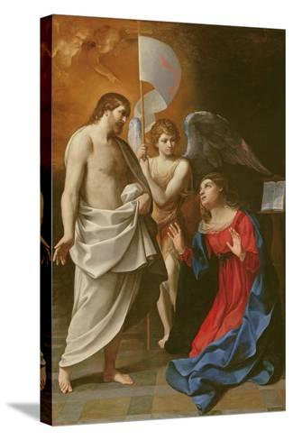 Christ Appearing to the Virgin, C.1608-Guido Reni-Stretched Canvas Print
