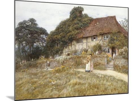 At Stedham Near Midhurst-Helen Allingham-Mounted Giclee Print