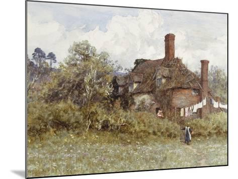 In the Spring-Helen Allingham-Mounted Giclee Print