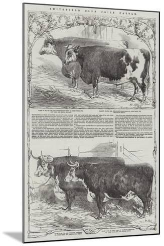 Smithfield Club Prize Cattle-Harrison William Weir-Mounted Giclee Print