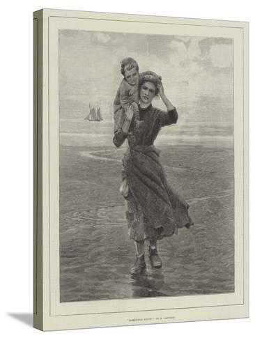 Homeward Bound-Hector Caffieri-Stretched Canvas Print