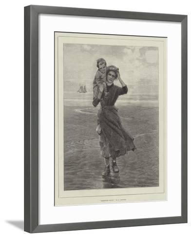 Homeward Bound-Hector Caffieri-Framed Art Print
