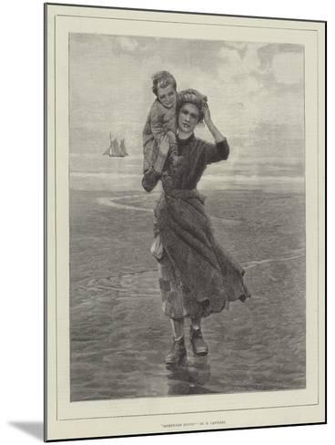 Homeward Bound-Hector Caffieri-Mounted Giclee Print