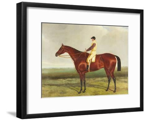 Bee's Wing', C.1840-45-Harry Hall-Framed Art Print