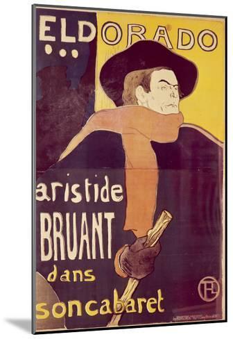 Eldorado-Henri de Toulouse-Lautrec-Mounted Giclee Print