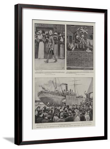 The War-Henry Marriott Paget-Framed Art Print