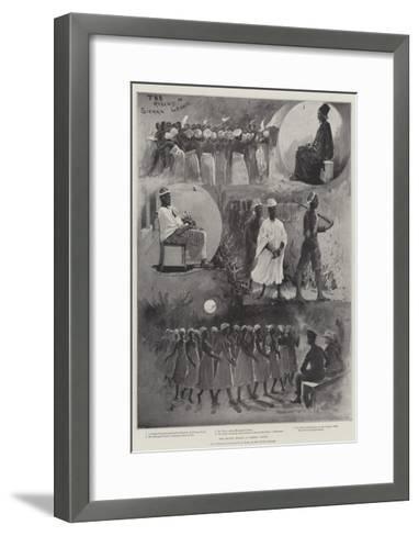 The Recent Rising in Sierra Leone-Henry Charles Seppings Wright-Framed Art Print
