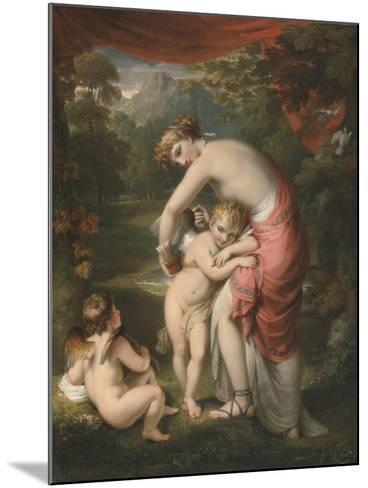Venus and Cupid, 1809-Henry Howard-Mounted Giclee Print