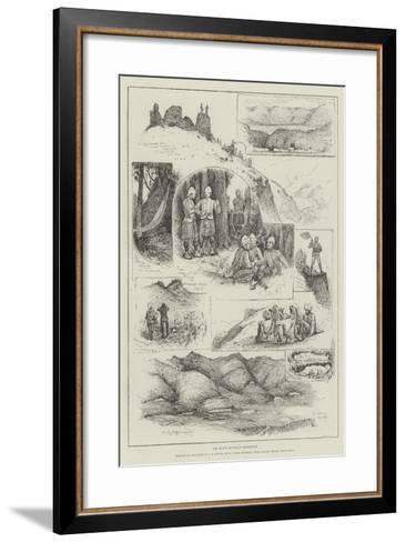 The Black Mountain Expedition-Henry Charles Seppings Wright-Framed Art Print