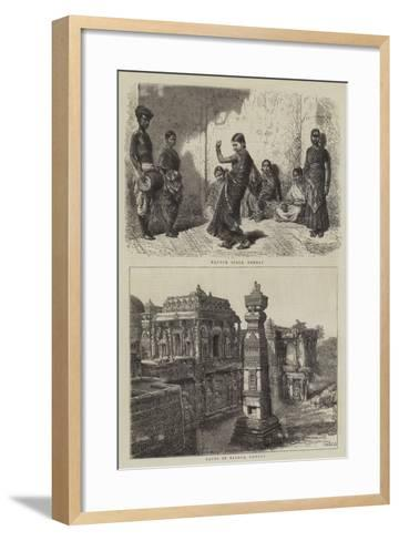 Views in India-Henry William Brewer-Framed Art Print