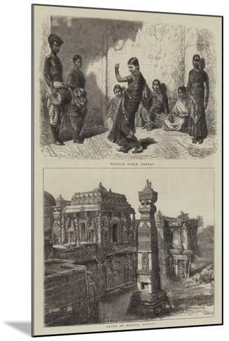 Views in India-Henry William Brewer-Mounted Giclee Print