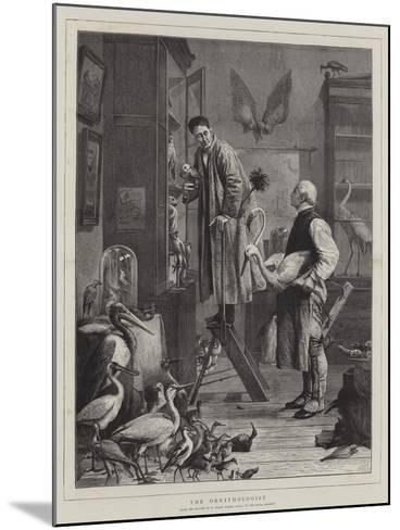 The Ornithologist-Henry Stacey Marks-Mounted Giclee Print