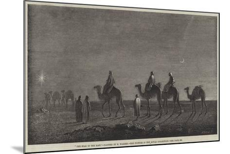The Star in the East-Henry Warren-Mounted Giclee Print