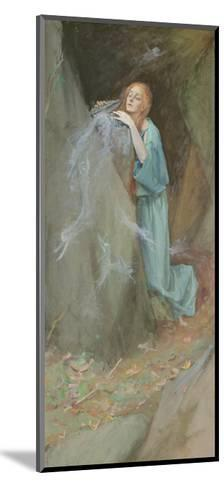 Study for Pandora, 1902-Henry Meynell Rheam-Mounted Giclee Print