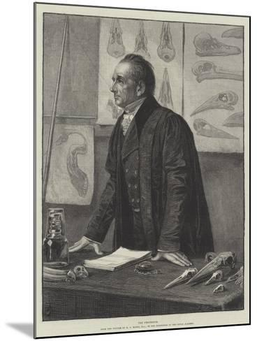 The Professor-Henry Stacey Marks-Mounted Giclee Print