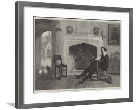 Tired Out-Henry Stacey Marks-Framed Art Print