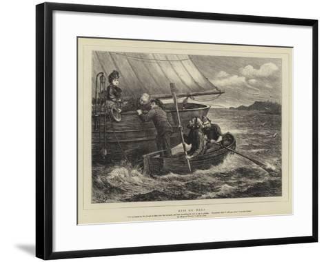 Miss or Mrs?-Henry Woods-Framed Art Print